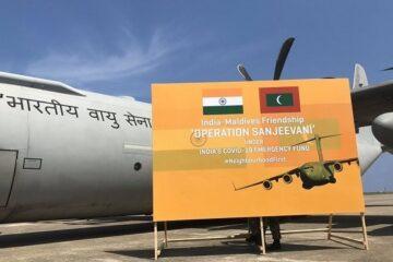 Operation Sanjeevani - India vs Maldives