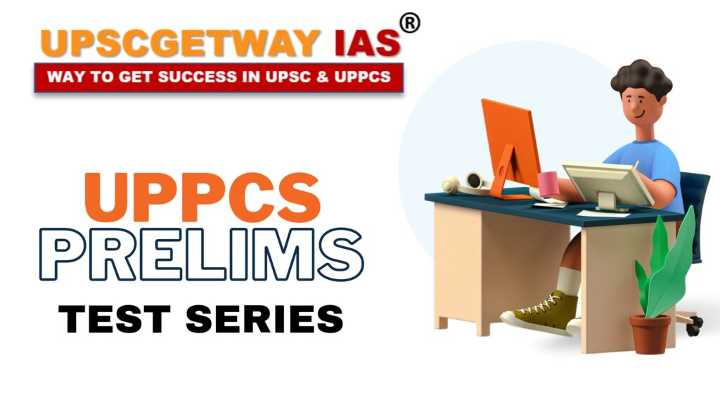 UPPCS Prelims Test Series and Library in Lucknow