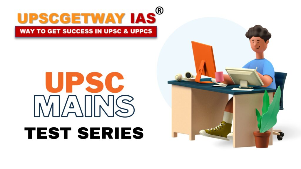 UPSC Mains Test Series and Library in Lucknow