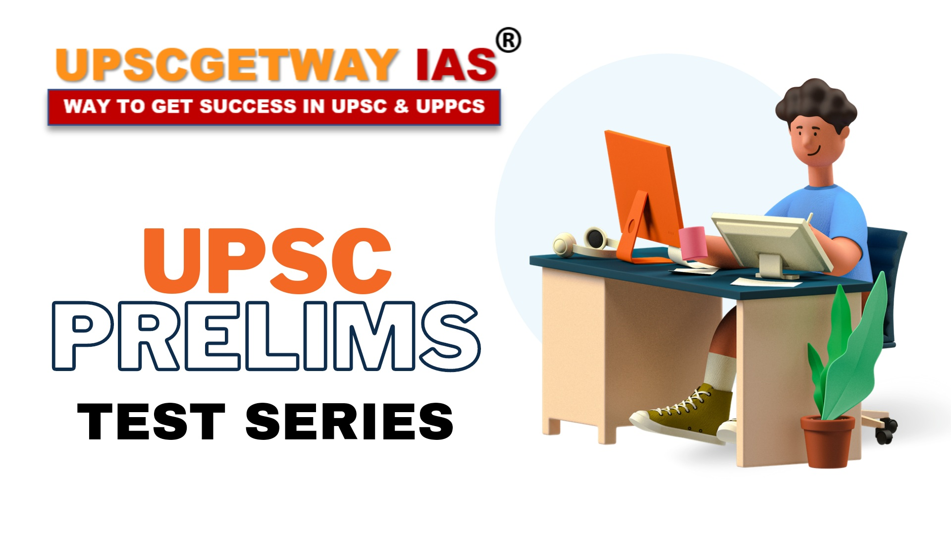 UPSC Prelims Test Series and Library in Lucknow
